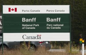 Banff Basin National Park
