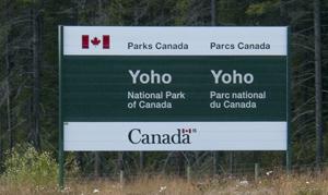 Yoho Basin National Park
